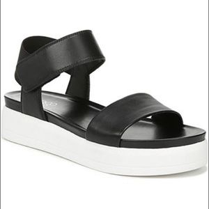 ✨Platform Leather Sandals • New with Original Box